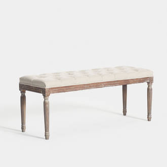 Otoman bench 2 seats | Crimons