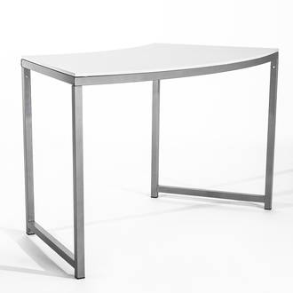 Curved niza table | Crimons