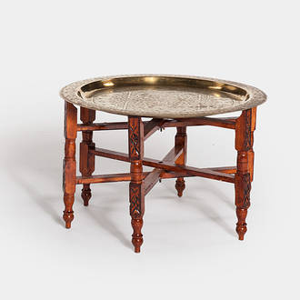 Tea table | Crimons