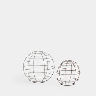 Ball Metal Grid | Crimons