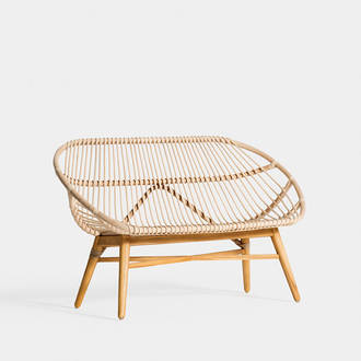 Bali Wicker Sofa | Crimons
