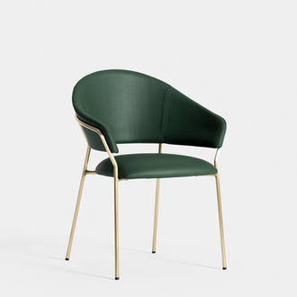 Green Gold armchair | Crimons