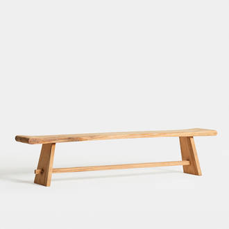 Premium Wooden Bench | Crimons