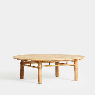 Low Java Table | Crimons