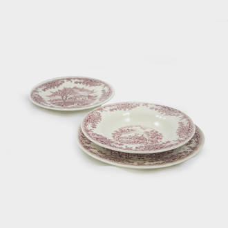 English Crockery | Crimons