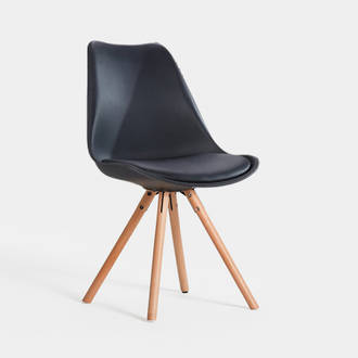 Black Nord Chair | Crimons