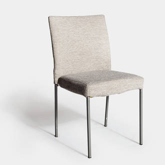 Beige/black Ten chair | Crimons