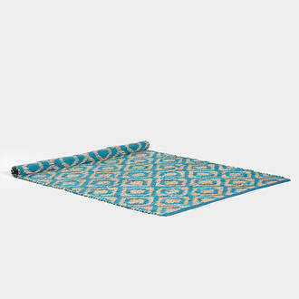 Blue Kenia Carpet | Crimons