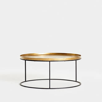 Low Copper Table | Crimons