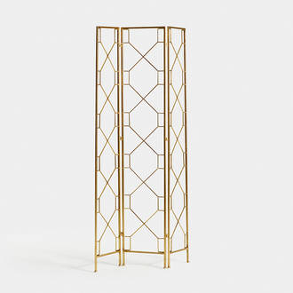 Goya Gold Room Divider | Crimons