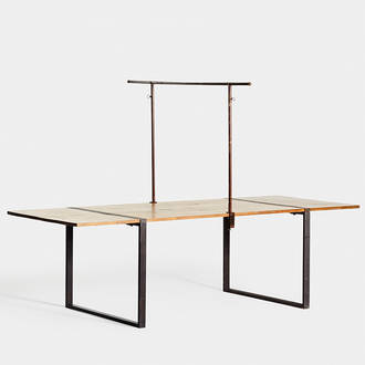 Grey Table Frame | Crimons
