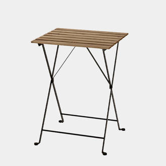 Folding Wood Table | Crimons