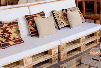 What are Kilim cushions and what do they symoblise? | Crimons