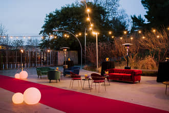 Ideas originales para bodas: crea una zona chill out perfecta | Crimons